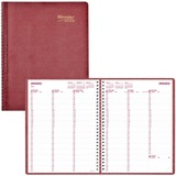 Brownline Essential Weekly Appointment Book CB950-RD