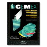 Gemex Badge Holder with Adjustable String CO-300