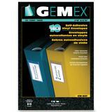 Gemex Self Adhesive Label Holder