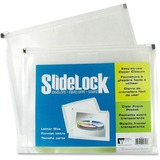 Winnable Poly Side Lock Zip Envelopes ENZ11-CR