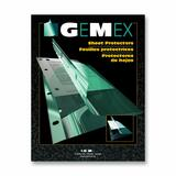 Gemex Matte Finish Sheet Protector