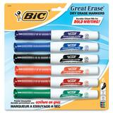 BIC Great Erase Whiteboard Marker GDEMP61
