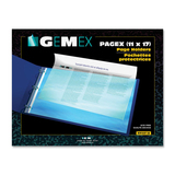 Gemex Pagex Sheet Protector PP1117-10