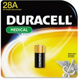 Duracell PX28ABPK Alkaline Medical Equipment Battery
