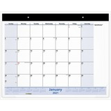 At-A-Glance Monthly Bilingual Quick Note Calender SK700F-00