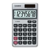 Casio Handheld Display Calculator SL300SVSCH