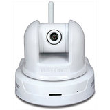TRENDnet TV-IP410W Wireless Pan/Tilt Internet Camera Server