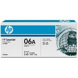 HP No. 06A Black Toner Cartridge