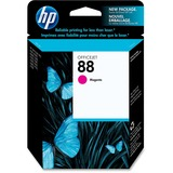 HP 88 Magenta Ink Cartridge C9387AC#140