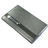 Coolmax HD-250TN-U2 Drive Enclosure External - Gray 15223