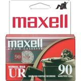 Maxell UR 90 Audio Cassette 108527