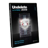 Diskeeper Undelete 2009 Server Edition