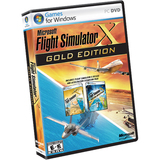 Microsoft Flight Simulator X Gold Edition - EGC00001