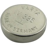 Lenmar WC396 SR726W Silver Oxide Coin Cell Watch Battery