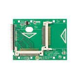 StarTech.com 2.5in IDE to Dual Compact Flash SSD Adapter Card CF2X2IDE25