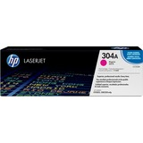 HP 304A Magenta Original LaserJet Toner Cartridge CC533A