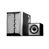 Inland Pro Sound2.1 Multimedia Speaker System