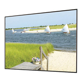 Draper Clarion 252144 Fixed Frame Projection Screen