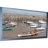 Draper Onyx with Veltex 253625 Fixed Frame Projection Screen