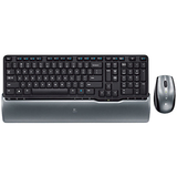 Logitech Cordless Desktop S520 Keyboard and Mouse
