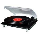 Grace Digital GDI-VW00 Vinylwriter Pico Turntable