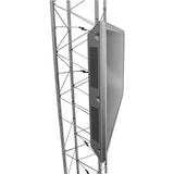 Chief TPS2059 Flat Panel Fixed Truss and Pole Mount