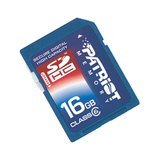 Patriot Memory 16GB Signature Secure Digital High Capacity (SDHC) Card - (Class 6)