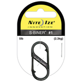 Nite Ize S-Biner Size 1 Carry Biner