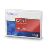 Quantum Storage DAT 72 Tape Cartridge TZ2016-002