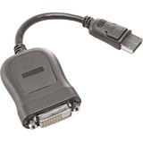 Lenovo 45J7915 DisplayPort to Single-Link DVI Monitor Cable