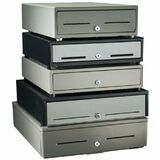 NCR RealPOS 2186 Compact Hospitality Cash Drawer 2186-6400-9090