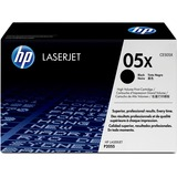 HP 05X (CE505X) High Yield Black Original LaserJet Toner Cartridge CE505X
