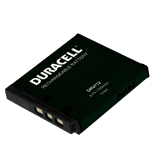 Battery Biz Duracell Hi-Capacity Lithium Ion Digital Camera Battery - DR9712