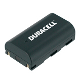 Battery Biz Hi-Capacity Duracell Lithium Ion Camcorder Battery