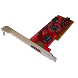 CRU TCS1-1 2-Port SATA PCI Card
