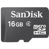 SDSDQ-016G-A11M - SanDisk 16GB microSD High Capacity (microSDHC) Card