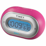 SDI Technologies T116P Jelly Dual Alarm Clock