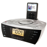 SDI Technologies T435B Clock Radio