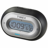 SDI Technologies T116B Jelly Dual Alarm Clock