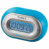 SDI Technologies T116L Jelly Dual Alarm Clock