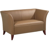 Office Star SL1872 Loveseat Sofa