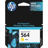 HP No. 564 Yellow Ink Cartridge For PhotoSmart D5460 Printer - CB320WN