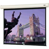 "Da-Lite Cosmopolitan 34464 Electric Projection Screen - 130"" - 16:10 - Wall Mount, Ceiling Mount 34464"