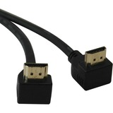 Tripp Lite HDMI Cable (Right Angle) - P568006RA2