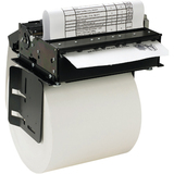 Zebra TTP8000 Roll Holder Behind 90107
