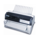 Fujitsu DL7400 Dot Matrix Printer KA02038-B203