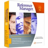 Thomson ResearchSoft Reference Manager v.12.0 - Upgrade