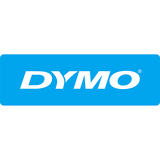 Dymo RhinoPro Thermal Label - 0.75 Width x 216 Length - Permanent - 1 Roll - Clear