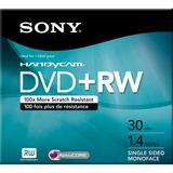 Sony DVD+RW Media DPW30R2H