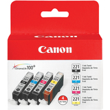Canon Black and Color Ink Cartridges - 2946B004